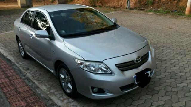 Corolla XEI TOP de linha 2009/2010, particular.  IPVA pago