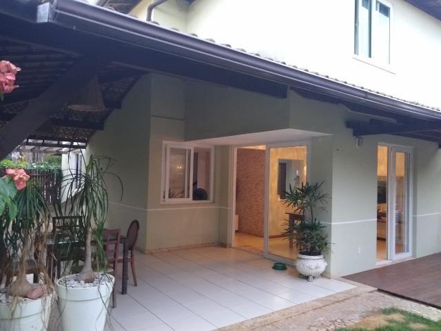 Casa em condomínio fechado 4/4 quatro quartos 222 m2 500 m2 de terreno Jaguaribe - Foto 12