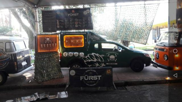 Beer truck Saveiro CE 2012