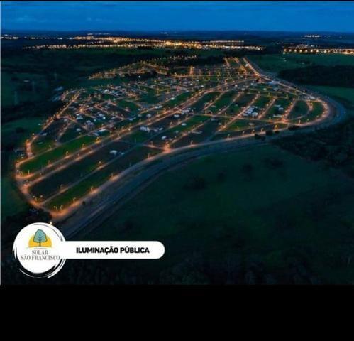 Solar São Francisco Lotes Proximo do Triunfo Go070 - Foto 4