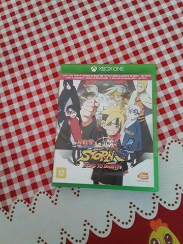 Jogo Xbox one novinho usado poucas vezes