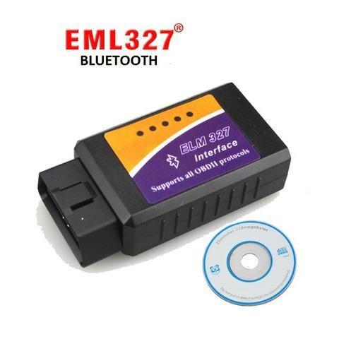 Scanner Scaner obd2 obd 2 rastreador injeção eletronica veicular elm327 elm 327 bluetooth - Foto 3