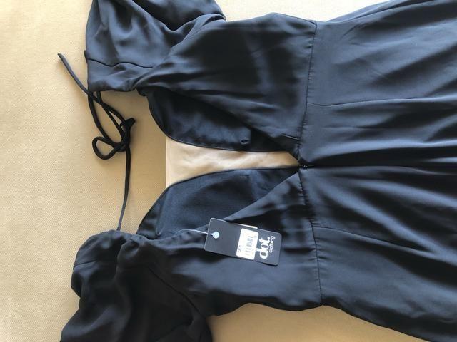 391287d749528 Vestido de festa preto longo - Roupas e calçados - Campos Elíseos ...