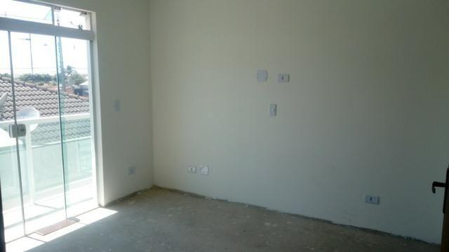 Excelentes Sobrados Tríplex em Condomínio - Pinheirinho - Apenas 4 unidades internas - Foto 7