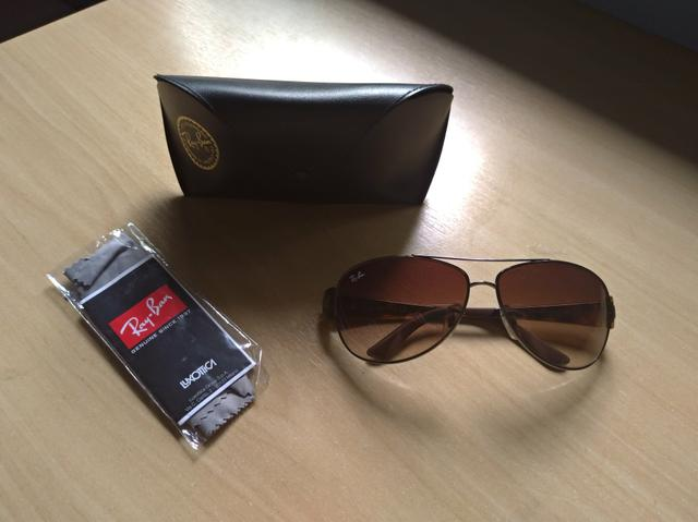 62cb51f4937a8 Óculos de sol Ray Ban original - Bijouterias, relógios e acessórios ...