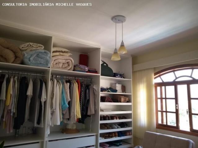 Casa para Venda em Teresópolis, IUCAS, 1 dormitório, 2 suítes, 4 banheiros, 1 vaga - Foto 19