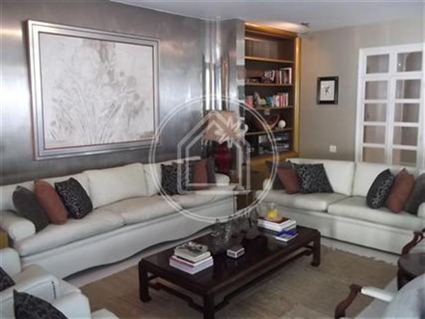 Casa à venda com 4 dormitórios em Cosme velho, Rio de janeiro cod:758562 - Foto 6