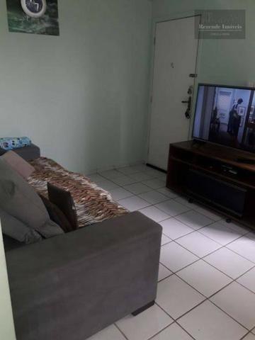 F-AP1281 Apartamento com 2 dormitórios à venda, 49 m² por R$ 110.000 - Cidade Industrial - - Foto 3