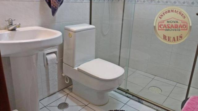Apartamento com 1 dormitório à venda, 61 m² por R$ 225.000 - Boqueirão - Praia Grande/SP - Foto 11