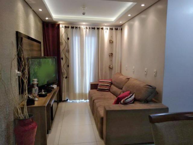 Apartamento à venda com 2 dormitórios em Guanabara, Joinville cod:V30112 - Foto 3