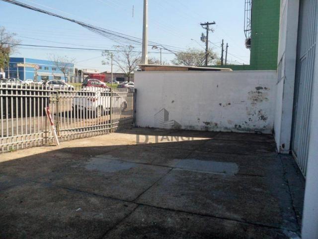 Barracão para alugar, 265 m² por r$ 4.200,00/mês - loteamento parque são martinho - campin - Foto 14