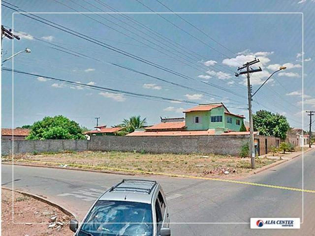 Terreno à venda, 422 m² por r$ 220.000,00 - jardins madri - goiânia/go - Foto 3