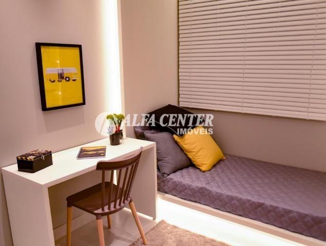 Apartamento com 2 dormitórios à venda, 64 m² por r$ 314.552,16 - parque amazônia - goiânia - Foto 4