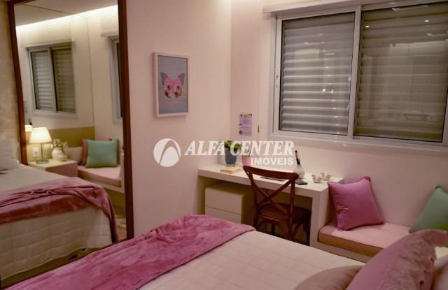 Apartamento com 2 dormitórios à venda, 64 m² por r$ 314.552,16 - parque amazônia - goiânia - Foto 2