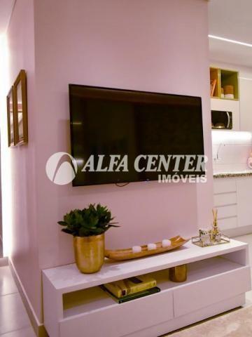 Apartamento com 2 dormitórios à venda, 64 m² por r$ 314.552,16 - parque amazônia - goiânia - Foto 19