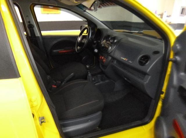 Fiat uno sporting evo 1.4 8v 4p flex 2012/2013 amarelo - Foto 3