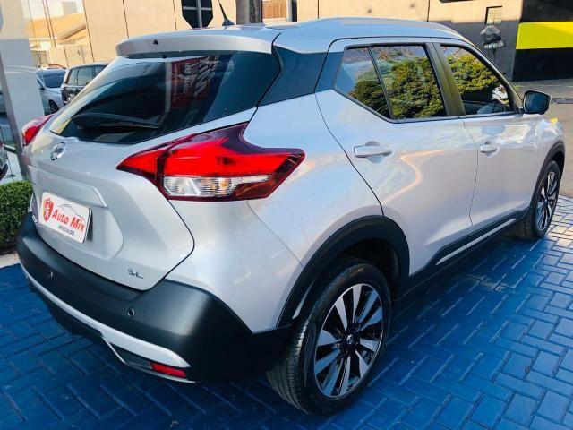 Nissan kicks 1.6 sl 2017 automática - Foto 4