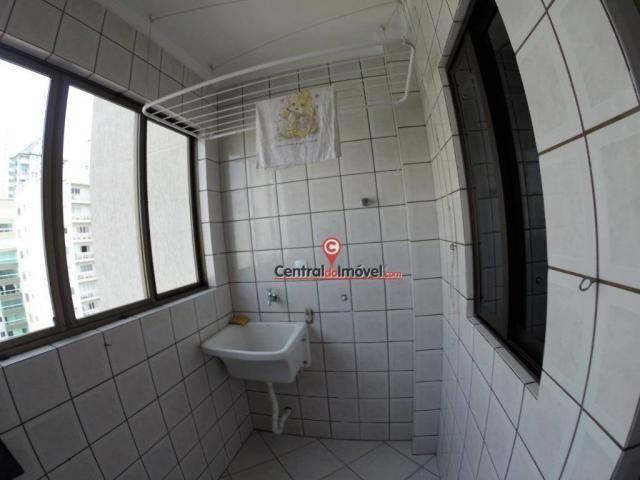 Apartamento com 3 dormitórios para alugar, 128 m² por r$ 450/dia - centro - balneário camb - Foto 16