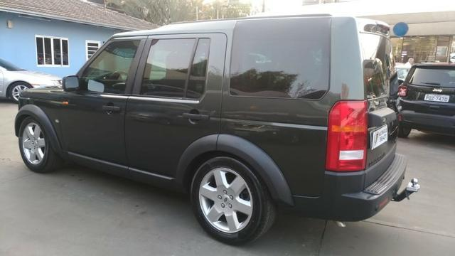 Land Rover Discovery 3, blindada - Foto 8