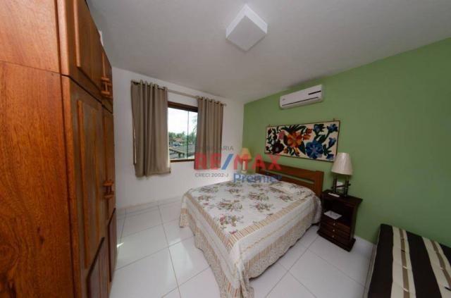 Casa com 3 dormitórios à venda, 250 m² por r$ 1.200.000 - condomínio verdes mares - ilhéus - Foto 13