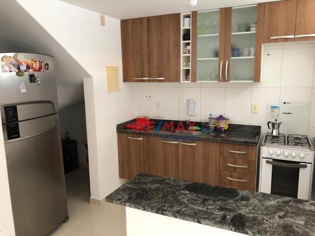 Village com 3 dormitórios à venda, 87 m² por r$ 360.000,00 - nossa senhora da vitória - il - Foto 18