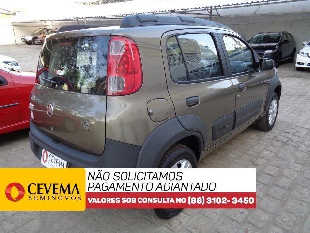 Fiat Uno Way 1.4 Flex - Foto 3