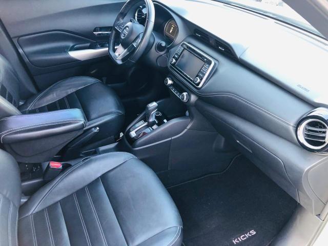 Nissan kicks 1.6 sl 2017 automática - Foto 8