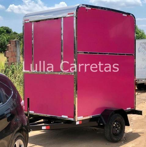 Fábrica de Trailer Food Truck - Foto 4