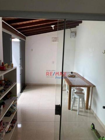 Village com 3 dormitórios à venda, 87 m² por r$ 360.000,00 - nossa senhora da vitória - il - Foto 19