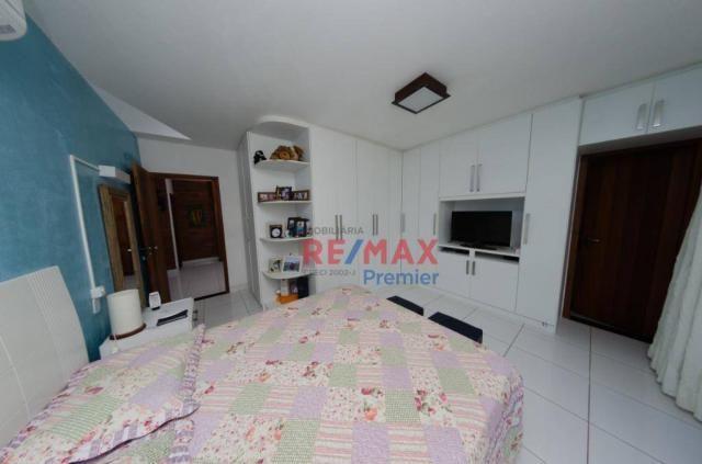 Casa com 3 dormitórios à venda, 250 m² por r$ 1.200.000 - condomínio verdes mares - ilhéus - Foto 10