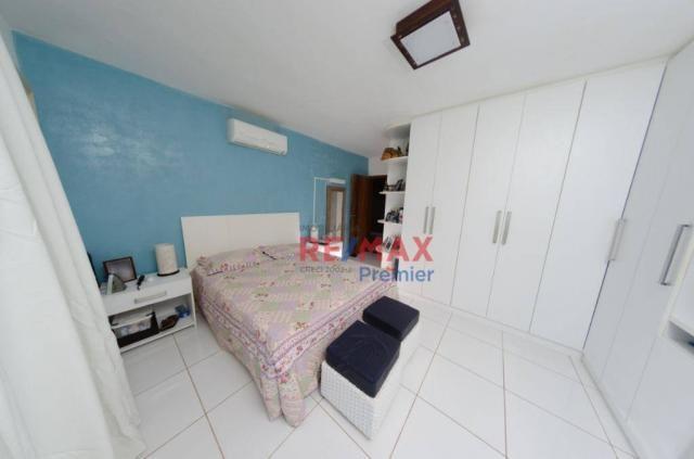 Casa com 3 dormitórios à venda, 250 m² por r$ 1.200.000 - condomínio verdes mares - ilhéus - Foto 9