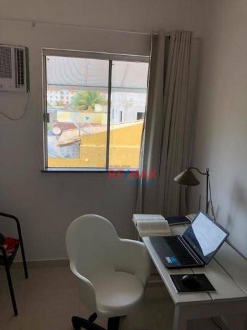 Village com 3 dormitórios à venda, 87 m² por r$ 360.000,00 - nossa senhora da vitória - il - Foto 10