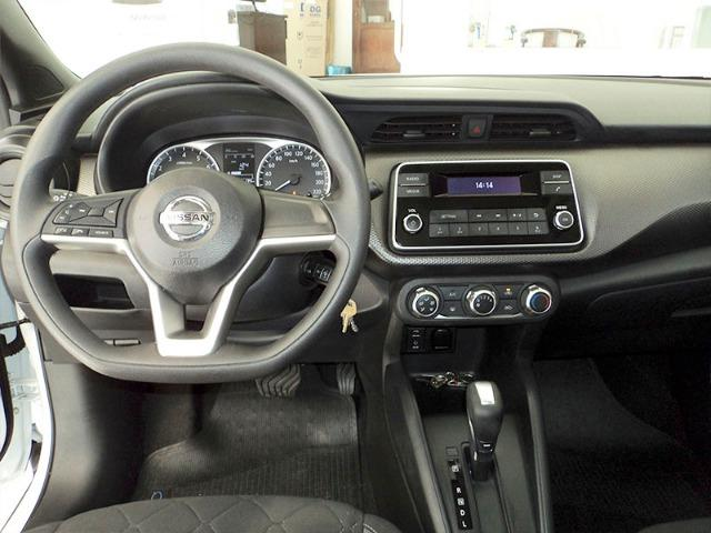 Nissan Kicks 1.6 Flex S 4P Xtronic Branco - Foto 7