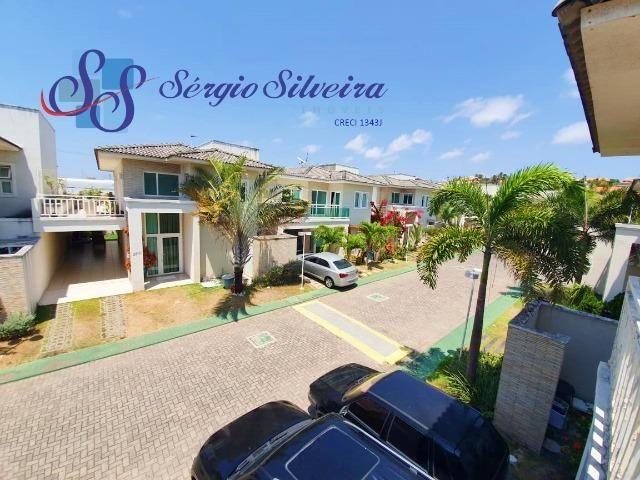 Belissima Casa duplex em condomínio fechado no bairro Dunas Villagio Marbello - Foto 4