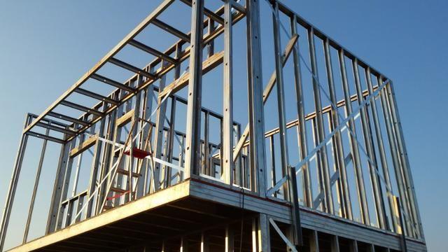 Construção steel frame - Foto 2
