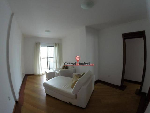 Apartamento com 3 dormitórios para alugar, 128 m² por r$ 450/dia - centro - balneário camb - Foto 2