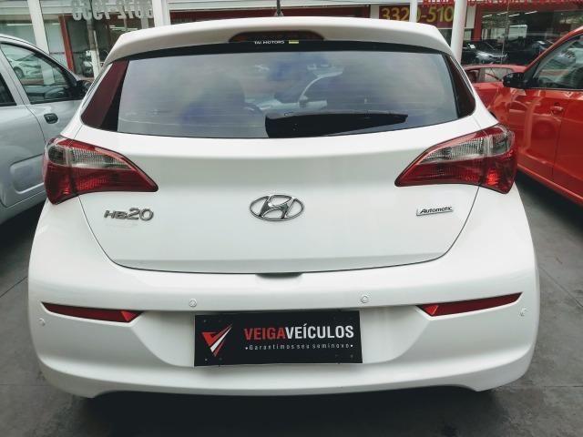 HB20 1.6 - 2017 - Único Dono -28.000km - Automático - Veiga Veículos - Foto 8