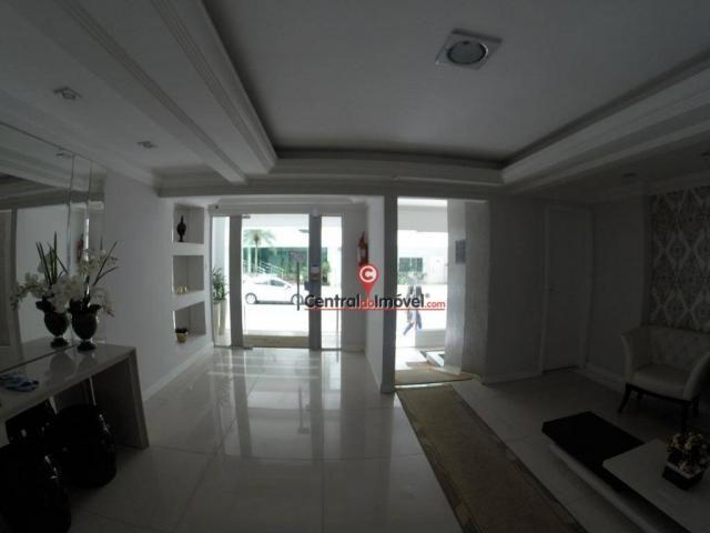 Apartamento com 3 dormitórios para alugar, 128 m² por r$ 450/dia - centro - balneário camb - Foto 19