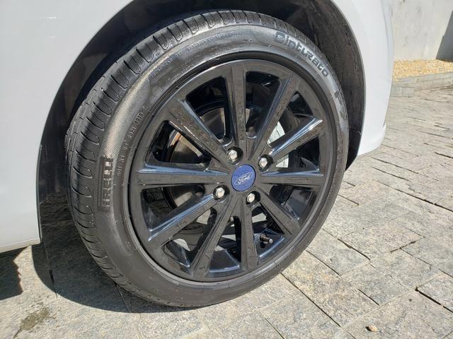 Ford Fiesta automático ecoboost Turbo 2018 - Foto 9