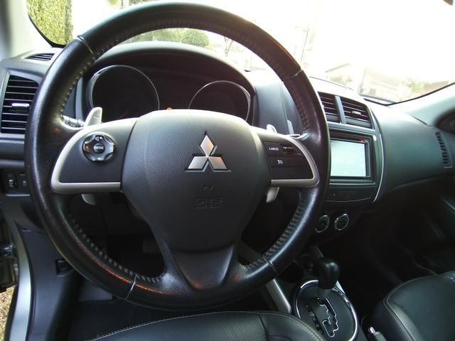 ASX 4WD 2014 Cinza Sem Igual - Foto 8