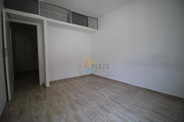 Apartamento com 1 dormitório para alugar, 45 m² por r$ 1.050/mês - tupi - praia grande/sp - Foto 4