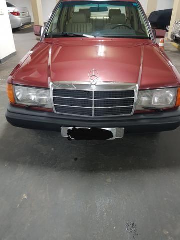 Mercedes 190 E - Relíquia - Foto 3