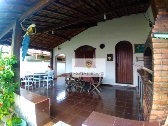 Casa linear 04 quartos, próximo a praia da Baleia/Costazul - Rio das Ostras - Foto 7