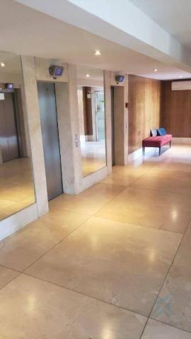 Cobertura com 3 dormitórios à venda, 130 m² por r$ 1.725.000,00 - meireles - fortaleza/ce - Foto 6