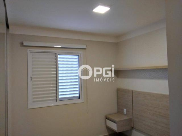 Apartamento com 3 dormitórios para alugar, 97 m² por R$ 2.500/mês - Jardim Nova Aliança Su - Foto 17