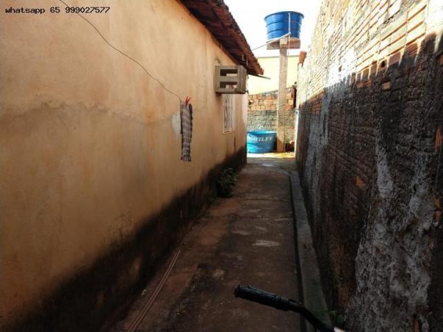 Casa Usada para Venda em Várzea Grande, 07 de maio, 2 dormitórios, 1 banheiro, 1 vaga - Foto 16