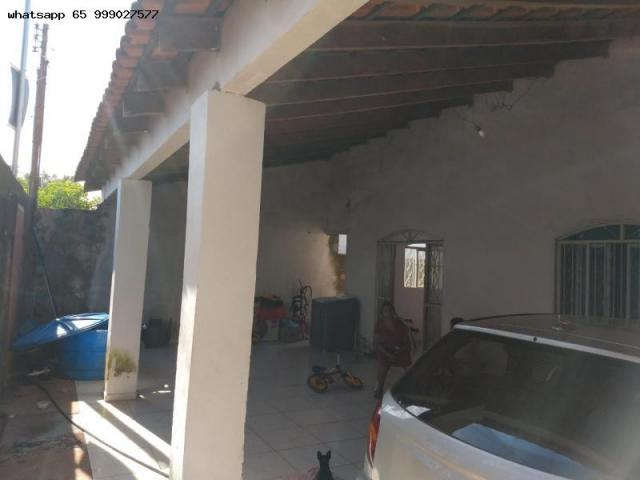 Casa Usada para Venda em Várzea Grande, 07 de maio, 2 dormitórios, 1 banheiro, 1 vaga - Foto 15
