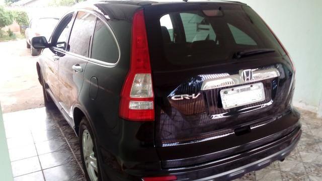 CR-V ELX 4WD/2.0 Aut. 2010/11 - Vendo ou Troco - Foto 2