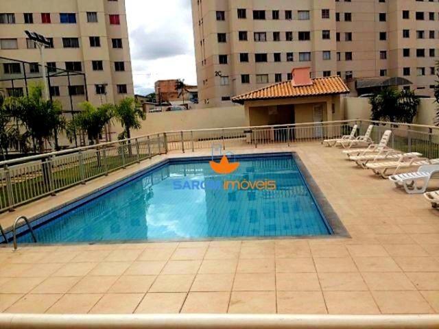 Sarom vende parque dos Sonhos 3 quartos 1 suite apt com armários - Foto 8