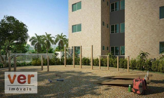 Apartamento à venda, 61 m² por R$ 360.000,01 - Parangaba - Fortaleza/CE - Foto 7